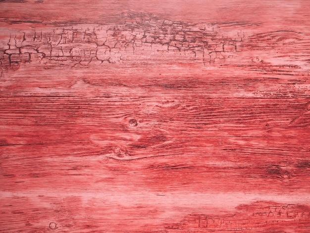 Geschilderd houten oppervlak