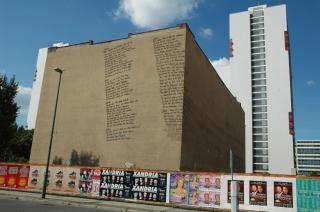 Geschriften op de muur