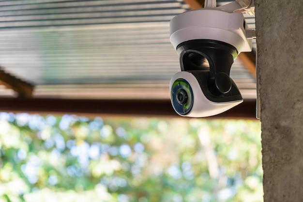 Gesloten circuit camera beveiliging
