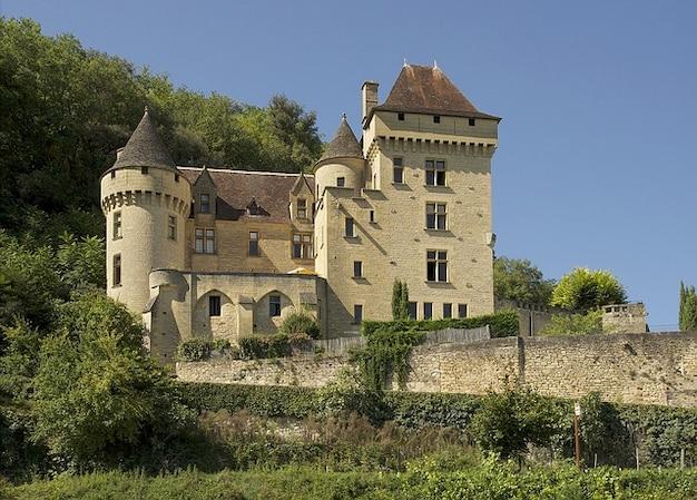 Gesloten la chateau midden malartrie leeftijden kasteel