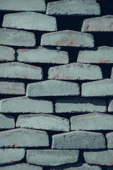 Gestapelde bouwstenen textuur achtergrond
