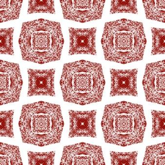 Gestreept handgetekend patroon