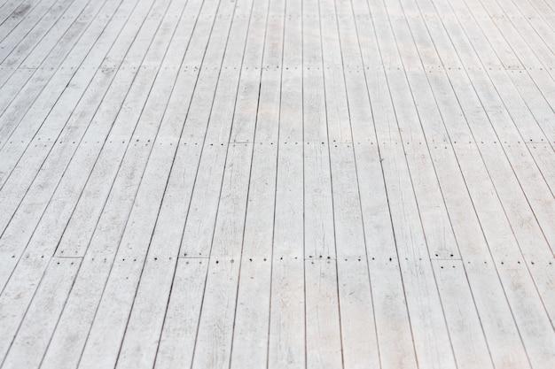 Gestructureerde achtergrond. wand of vloer gemaakt van houten planken.