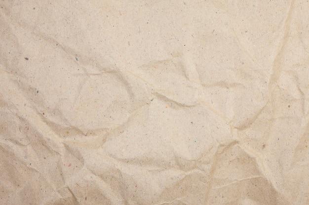 Gestructureerde bruine papieren achtergrond