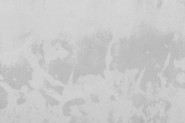 Getextureerde witte betonnen wand