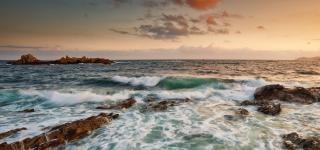 Getijden kust