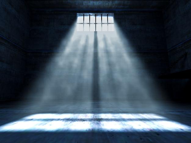 Gevangenis binnen