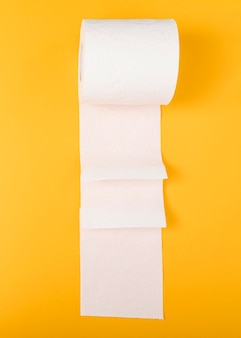 Gevouwen toiletpapierpapier