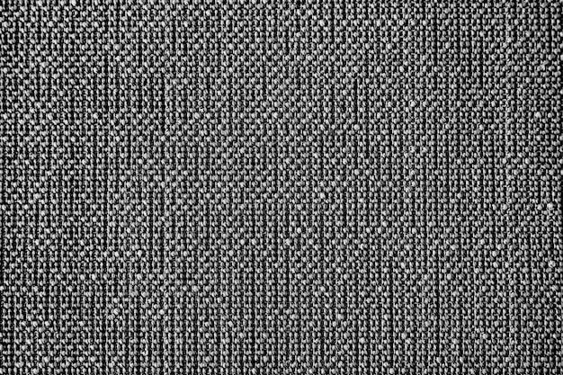 Geweven grijze textielachtergrond
