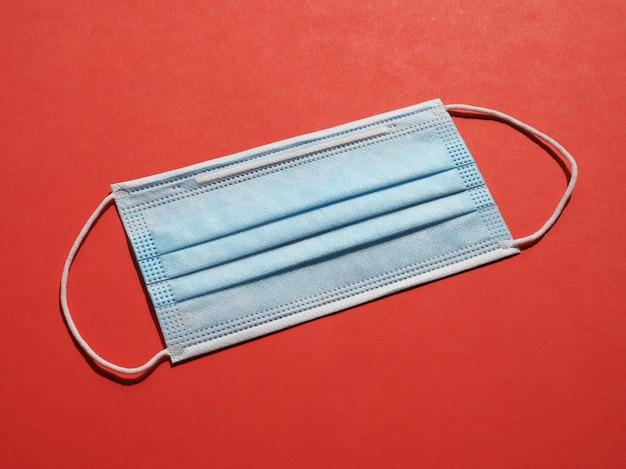 Gezichtsmasker gebruikt voor aandoeningen van de luchtwegen