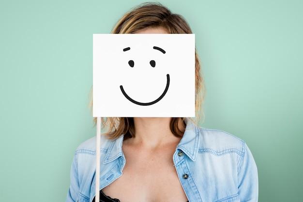 Gezichtsuitdrukkingen illustraties emoties gevoelens
