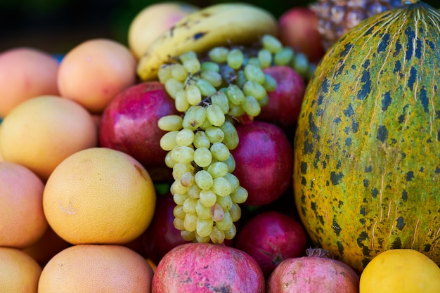 Gezond en smakelijk fruit