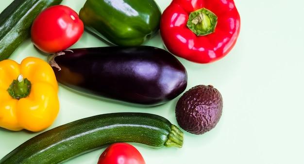 Gezond eten, groenten.