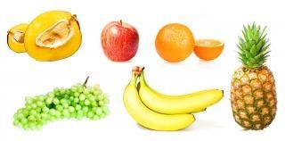 Gezond eten, rijpe, eten, diëten