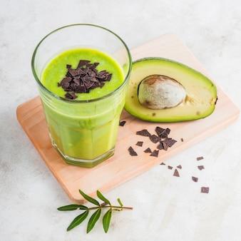 Gezonde en heerlijke groene smoothie