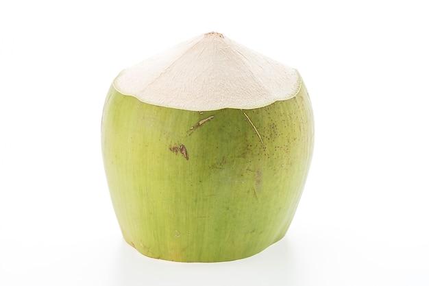 Gezonde natuurlijke voeding achtergrond coco