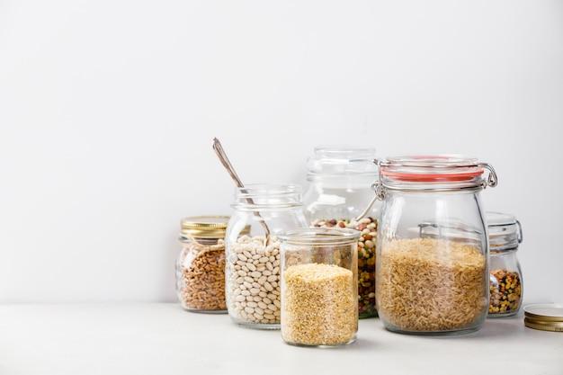 Gezonde voeding concept