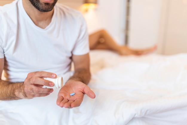 Gezondheid en seksuele problemen van mannen.
