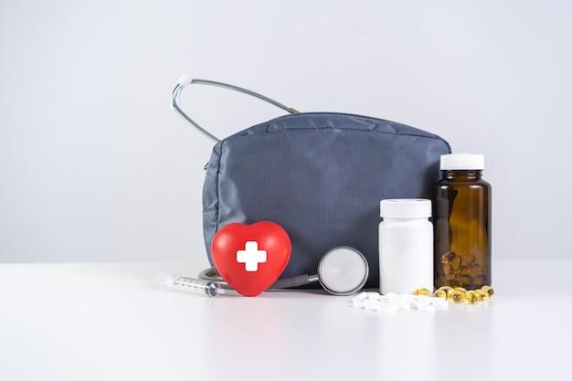 Gezondheidszorg gezondheid en veiligheid modern medisch