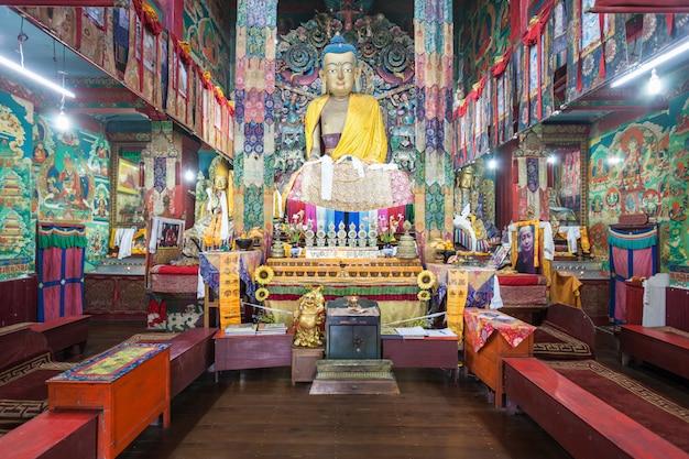 Ghoom-klooster, darjeeling