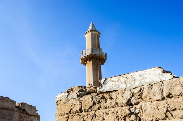Ghost village - jazirat al hamra ras al khaimah - verenigde arabische emiraten