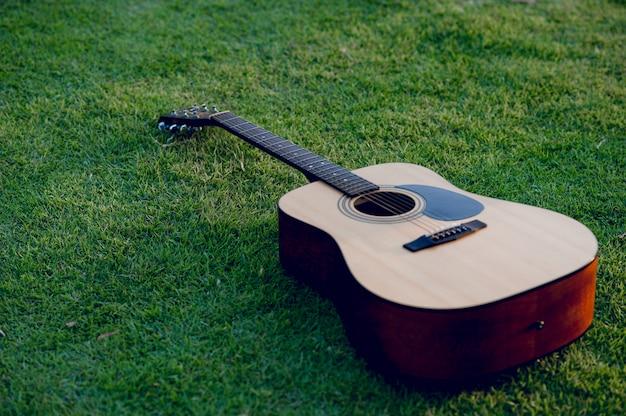 Gitaarinstrument van professionele gitaristen