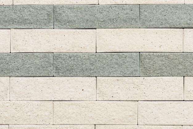 Gladde betegelde muur textuur achtergrond