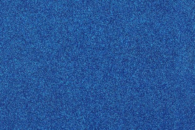 Glanzende blauwe gloed als achtergrond