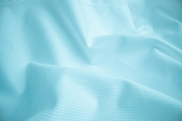 Glanzende doektextuur in macroschot