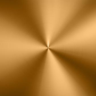 Glanzende gouden metalen plaat achtergrond