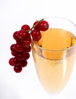 Glas champagne