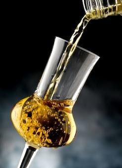 Glas grappa