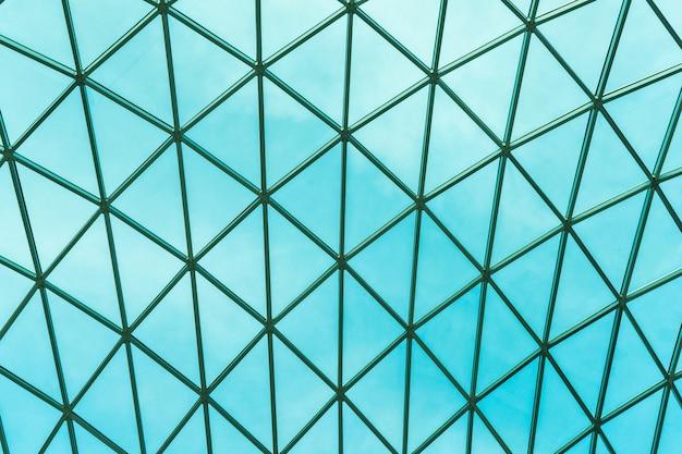 Glazen modern panoramisch dak