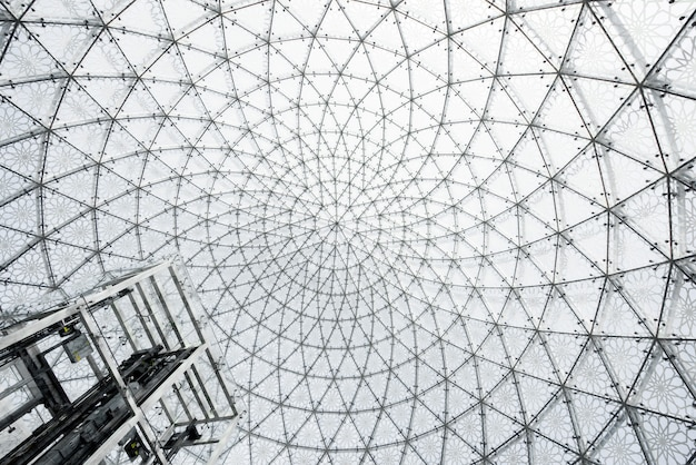 Glazen plafondarchitectuur