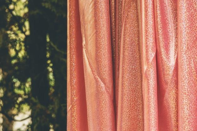 Glitter pailletten roze. roze, textuur achtergrond glanzende achtergrond