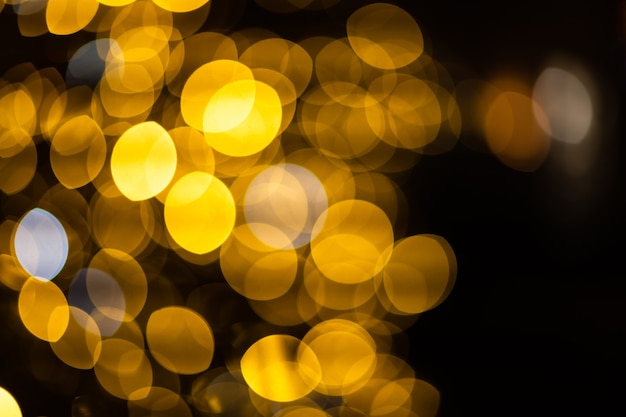 Glitter vintage lichten achtergrond. zilver en licht goud. de-focused.