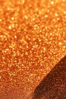 Glitterachtig gouden gestructureerd oppervlak