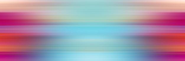 Gloeiende horizontale strepen van licht. abstracte lichte achtergrond.