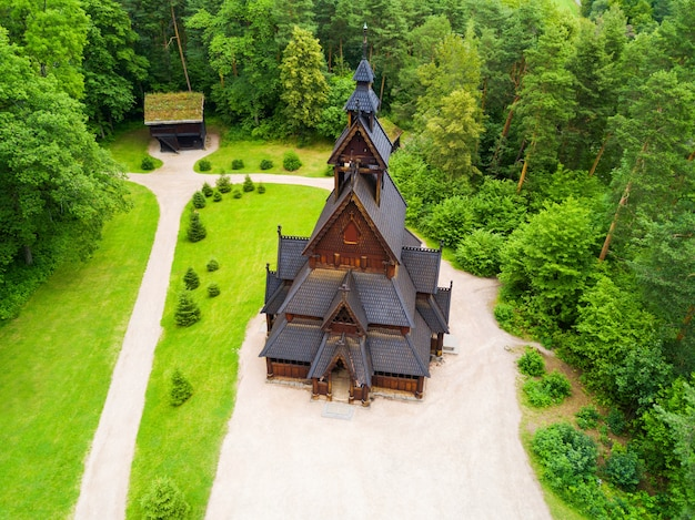 Gol stave church of gol stavkyrkje is een staafkerk in oslo, noorwegen.