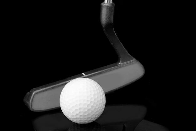 Golf putter hoofd