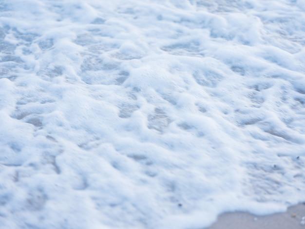Golven strand oceaan landschap reizen zomer