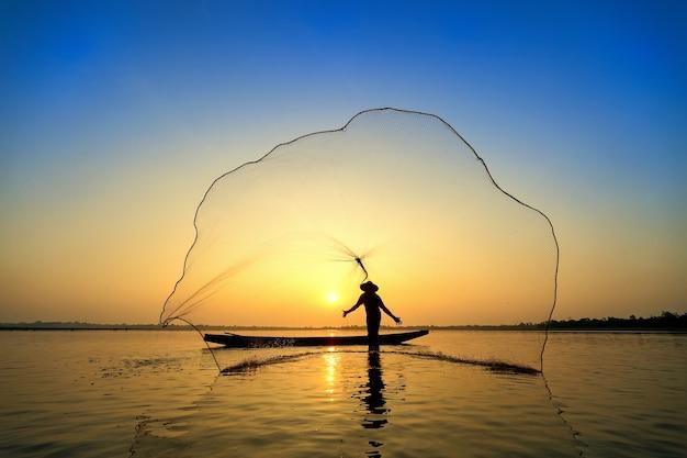 Gooi een net