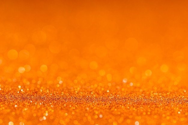 Goud glinsterende glitter