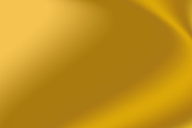 Goud kleurverloop zachte textuur golfde als abstracte decoratieve design elementen achtergrond