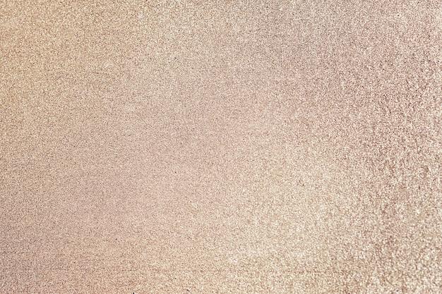 Goud zand glitter textuur achtergrond | ontwerp met hoge resolutie