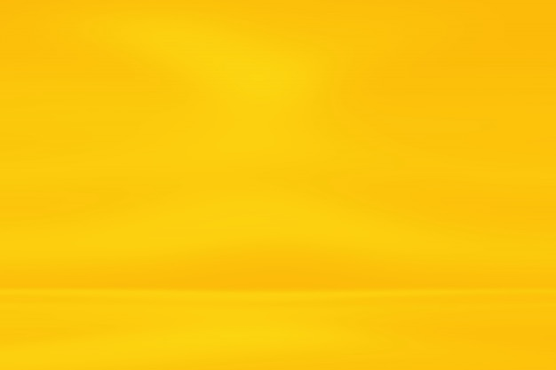 Gouden achtergrond, gele gradiënt abstact achtergrond.