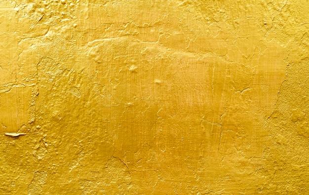 Gouden achtergrond of texturen en schaduwen