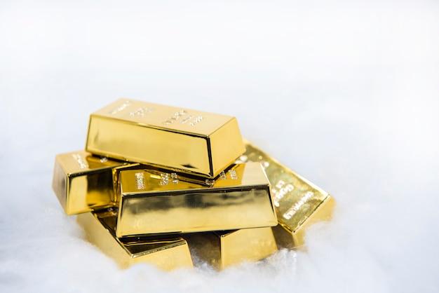 Gouden balken