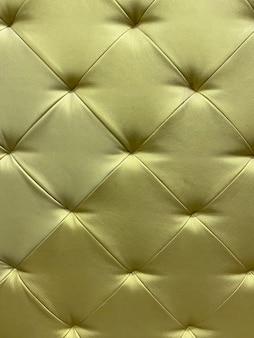 Gouden bankstoffering