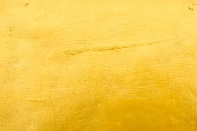 Gouden betonnen textuur